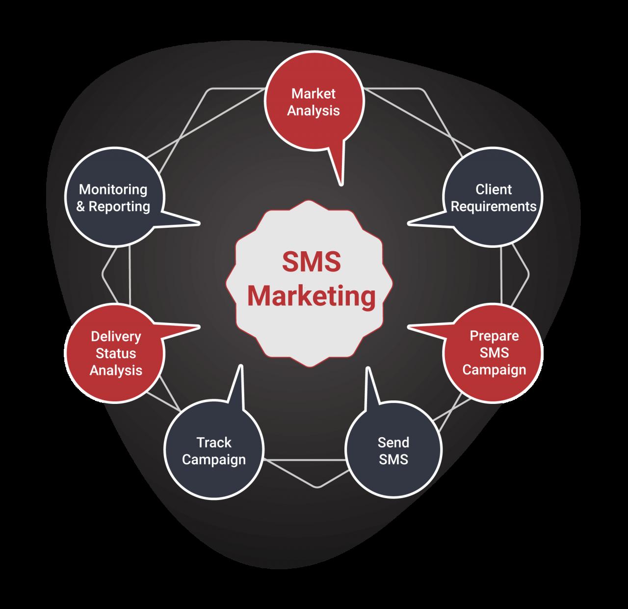 SMS Marketing Work Process