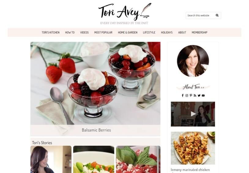 Tori Avey Restaurant Design