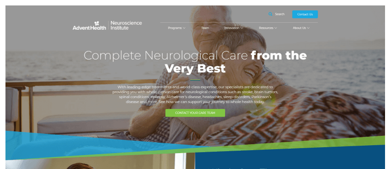 Advent Health Neuro Institute